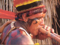 Amazon People Caboclos And Indians