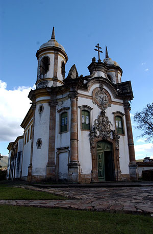 Ouro Preto: a living example of Brazilian history and its  connection to the Portuguese